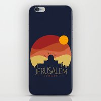 israel iPhone & iPod Skins featuring israel  by mark ashkenazi