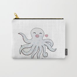 Blue Ringed Octopus Carry-All Pouch