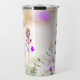 Flowers in Anza Borrego Travel Mug