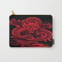 Epic Dragon Red Carry-All Pouch