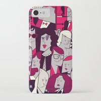 rocky horror picture show iPhone & iPod Cases featuring The Rocky Horror Picture Show by Ale Giorgini