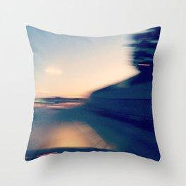 nightdrive 5 Throw Pillow