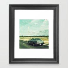 Avanti Framed Art Print