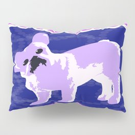 Doggy Loves School Pillow Sham
