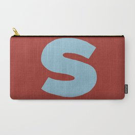 S is for..... Carry-All Pouch
