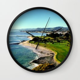 Fossli's Bluff - Tasmania Wall Clock