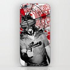 The Spy iPhone & iPod Skin
