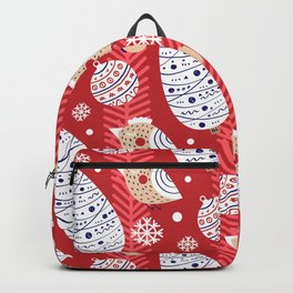 Merry birds Backpack