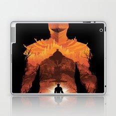 Time to Praise the Sun Laptop & iPad Skin