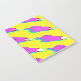 Hands Repeat pattern Notebook