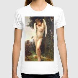 """William-Adolphe Bouguereau """"Cupidon"""" T-shirt"""