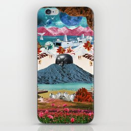 Guardian of the ghost world iPhone Skin