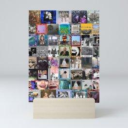 Suicideboys album covers Mini Art Print