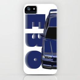 Awsome E36 Car iPhone Case