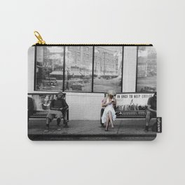 Bus Stop Carry-All Pouch