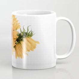 Sunfower Basket Coffee Mug