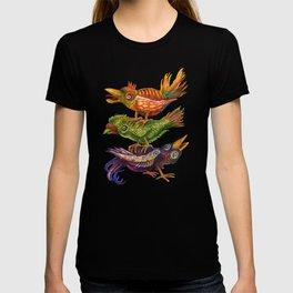 Three Birds Totem T-shirt
