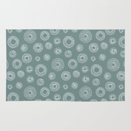 Winter Abstracts Rug