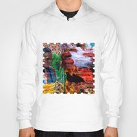 southwest Hoodies featuring Southwest by ArtbyJudi