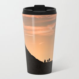 California Silhouette Travel Mug
