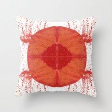 Sunday bloody sunday Throw Pillow