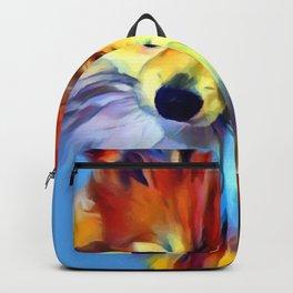 Pomeranian Backpack