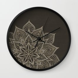 Essence - earth Wall Clock