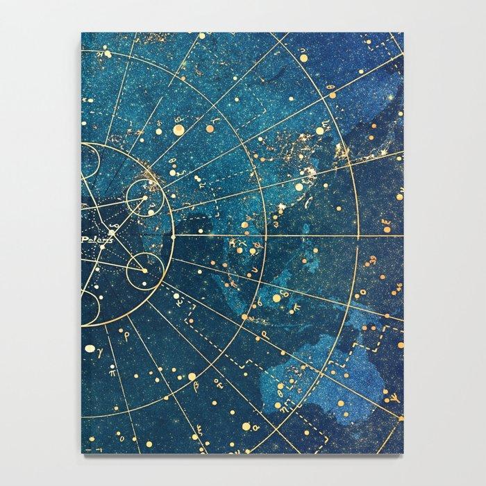 Star Map :: City Lights Notebook