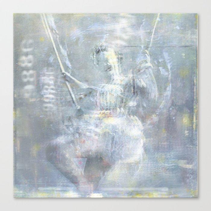 Le cirque  Canvas Print
