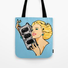 All Desires Turn to Concrete - American Oddities #1 Tote Bag