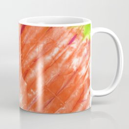 Pleated and Laced Coffee Mug