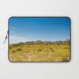 Super Bloom 7182 Paradise Joshua Tree Laptop Sleeve