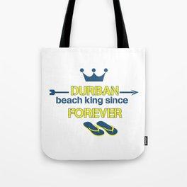 Durban King Tote Bag