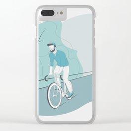 Riga Velo Clear iPhone Case