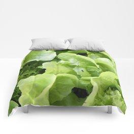 Lettuce 1 Comforters