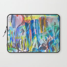Abstract landscape expressionist Laptop Sleeve