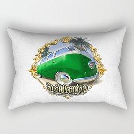 VW T1 Bus - Just cruisin' Rectangular Pillow