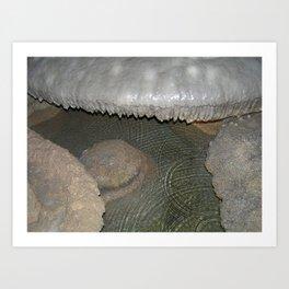 Carlsbad Cavern National Park Art Print