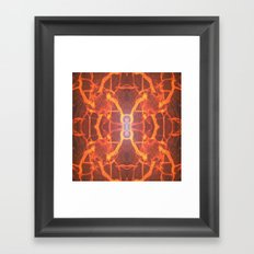 FX#287 - Tied To Our Roots Framed Art Print