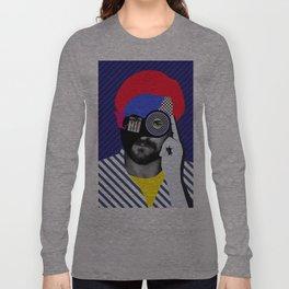 Solomun By Sebas Rivas Long Sleeve T-shirt