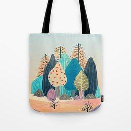 Spring landscapes 2 Tote Bag