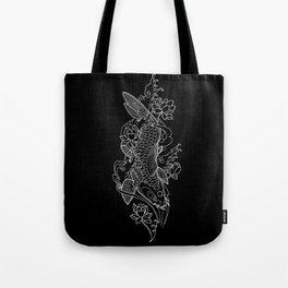 Koi Fish 1 Tote Bag