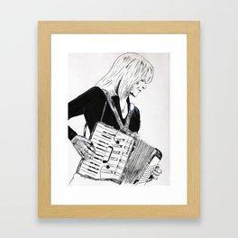 Songbird Series (7) Framed Art Print