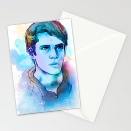 teen wolf -- scott mccall Stationery Cards
