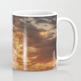 Fiery Sky #3 Coffee Mug