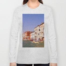 Grand Canal, Venice Long Sleeve T-shirt