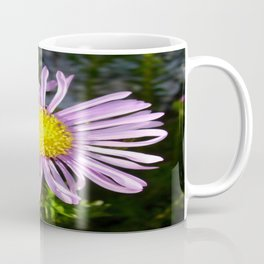 Magenta Aster - A Star of Love and Fidelity Coffee Mug