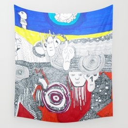 Standing Rock Wall Tapestry