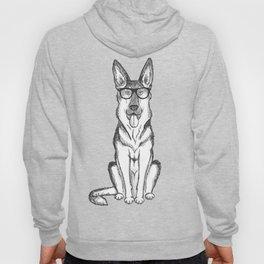 German Shepherd Dog Hoody