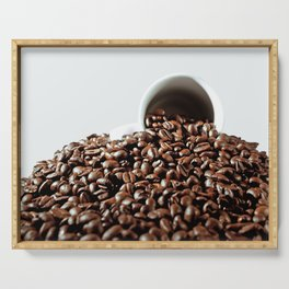 coffee pleasure Serving Tray